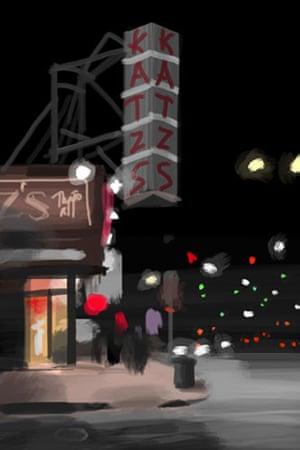 iPhone paintings: iPhone paintings