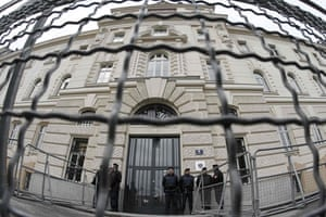 Josef Fritzl : Trial Against Josef Fritzl Begins