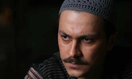 Wael Sharaf in Bab al-Hara, the soap opera watch by millions across the Middle East