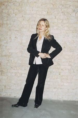 Juergen Teller: Iwona Blazwick, director of the Whitechapel