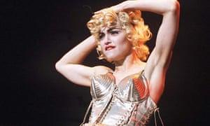 Madonna's Blonde Ambition tour
