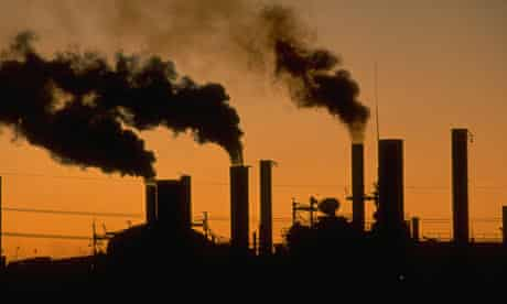 factory smoke pollution generic