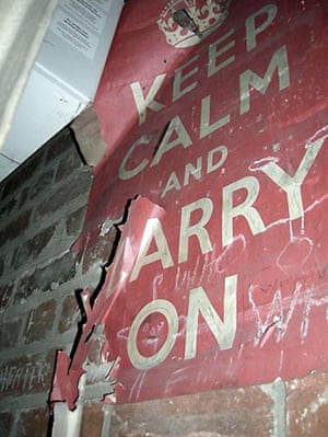 Keep Calm and Carry On: Original Keep Calm And Carry On poster