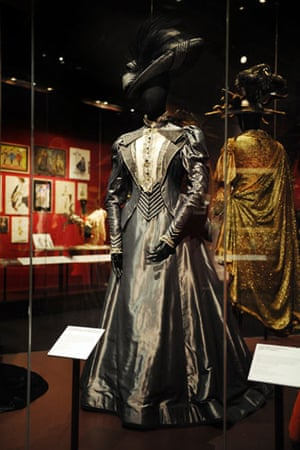 Maggie Smith's dress from The Importance of Being Earnest