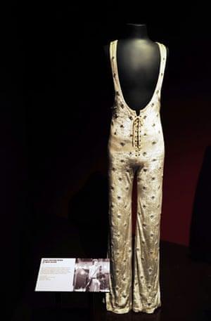 Mick Jagger's jumpsuit