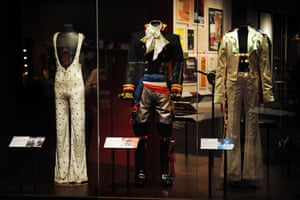 Costumes at the V&A's new theatre and performance galleries