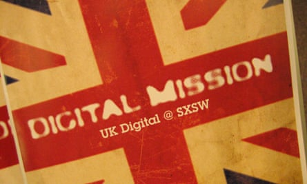 The Digital Mission is a UK Trade & Investment sponsored showcase of 35 UK startups