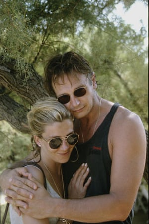 Natasha Richardson : liam neeson and natasha richardson