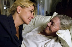 Natasha Richardson : Natasha Richardson  Vanessa Redgrave in Evening 2007