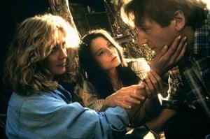Natasha Richardson : Natasha Richardson, Jodie Foster, Liam Neeson in Nell