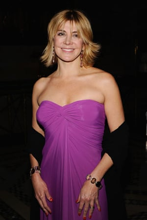 Natasha Richardson : Natasha Richardson in New York City