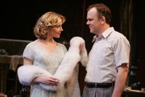 Natasha Richardson : Natasha Richardson and John C. Reilly in A Streetcar Named Desire