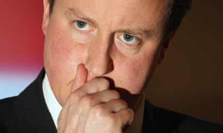 David Cameron, March 2009