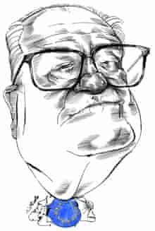 Jean-Marie Le Pen by Nicola Jennings, 20.03.09