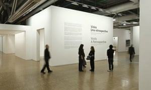Vides at Pompidou