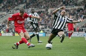 Misspellings: Newcastle United v Liverpool