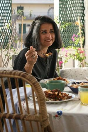 Ahdaf Soueif: Recipe Swap Ahdaf Soueif
