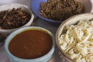 Ahdaf Soueif recipe swap: Recipe Swap Ahdaf Soueif