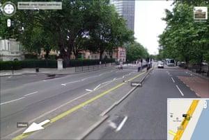 Google and Tate: Millbank, London