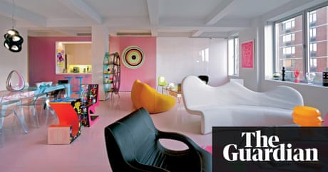Designer karim rashid wants to bring more pink into our masculine world life and style the guardian