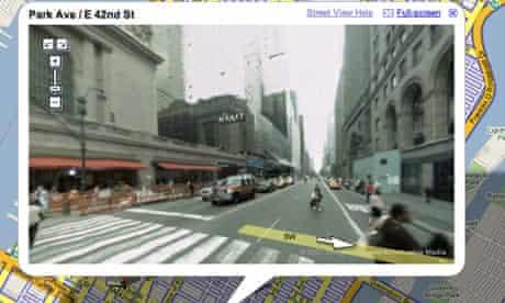 Screengrab from Google Street View