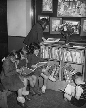 Disappearing libraries: Quiet Please