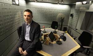 Tim Davie, director of BBC Audio and Music