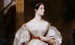 Ada Lovelace English mathematician