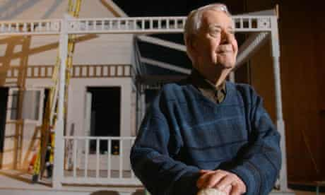 Horton Foote has died aged 92