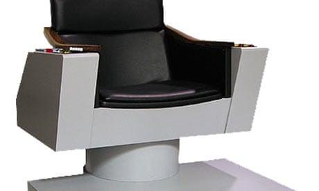 Richard Vine Star Trek Chairs For The Lounge A Bridge