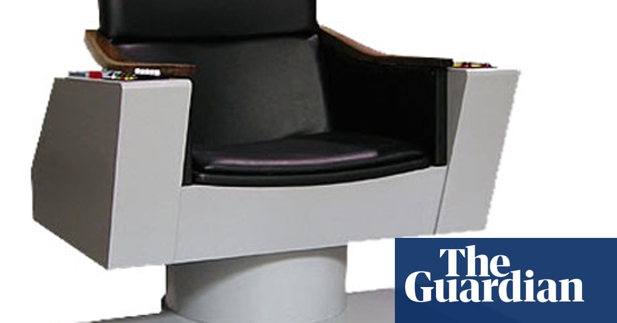 Star Trek Chairs For The Lounge A, Star Trek Furniture