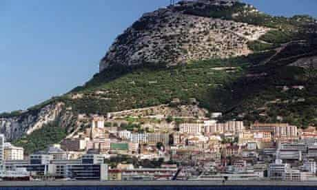 Gibraltar boom economy