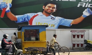 Indian cricketer Mahendra Singh Dhoni IPL