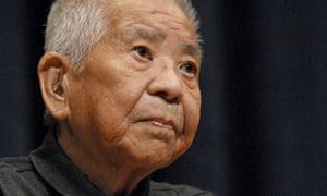 Tsutomu Yamaguchi, Japanese survivor of both atomic bombs