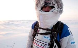 Catlin Arctic Survey: Pen Hadow
