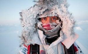 Catlin Arctic Survey: Ann Daniels