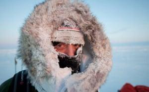 Catlin Arctic Survey: Martin Hartley