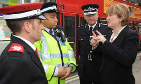 Jacqui Smith's Contest 2 counter-terrorism strategy launch