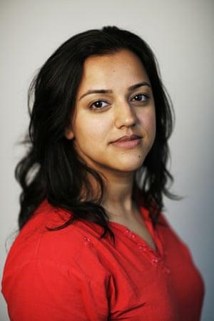 Muslim women: Riazat Butt
