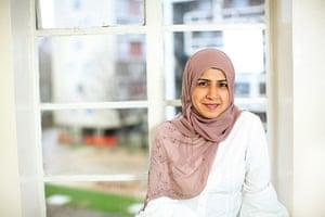 Muslim women: Shelina Zahra Janmohamed