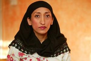 Muslim women: Shazia Mirza