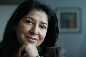 Muslim women: Zahida Manzoor