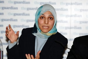 Muslim women: Salma Yaqoob