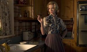 January Jones as Betty Draper in Mad Men