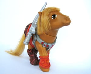 My Little Pony makeover: My Little Pony He-Man