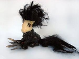 My Little Pony makeover: My Little Pony Edward Scissorhands