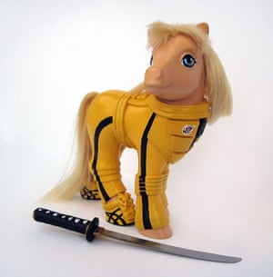 My Little Pony makeover: My Little Pony Kill Bill Bride