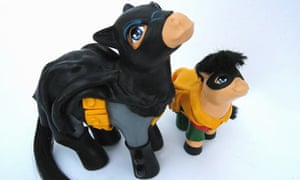 My Little Pony Batman and Robin