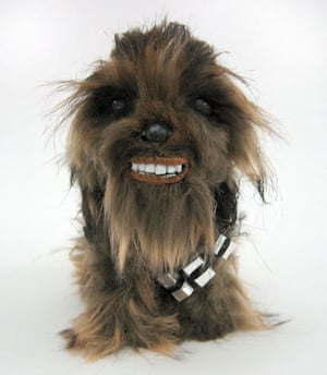 My Little Pony makeover: My Little Pony Chewbacca