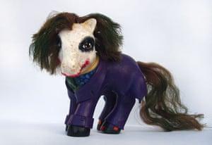 My Little Pony makeover: My Little Pony The Joker